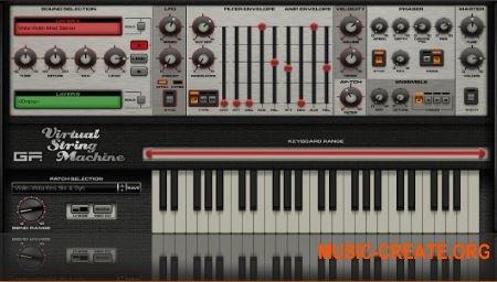 GForce Virtual String Machine v3.0.0 + Library WiN OSX (Team R2R) - синтезатор струнных / оркестровых