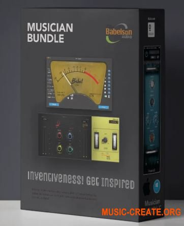 Babelson Audio Plugins Bundle 2020.02 (Team R2R) - сборка плагинов