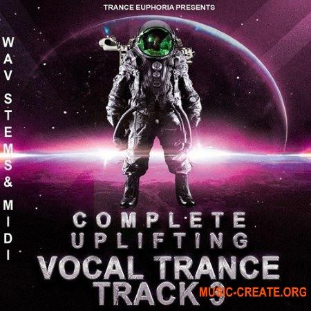 Trance Euphoria Complete Uplifting Vocal Trance Track 3 (WAV MiDi) - вокальные сэмплы