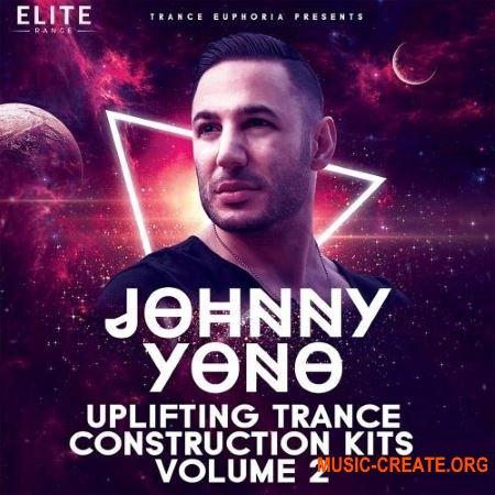 Trance Euphoria Johnny Yono Uplifting Trance Construction Kits Vol 2 (WAV MiDi SPiRE) - сэмплы Uplifting Trance