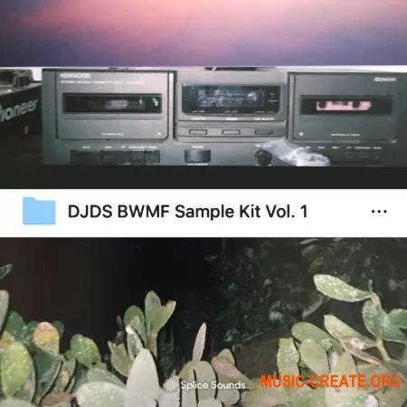 Splice DJDS Big Wave More Fire Sample Kit (WAV) - сэмплы Indie Dance