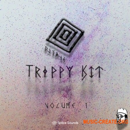 Splice DJ Taye Trippy Kit Vol 1 (WAV) - сэмплы Trap, Hip Hop