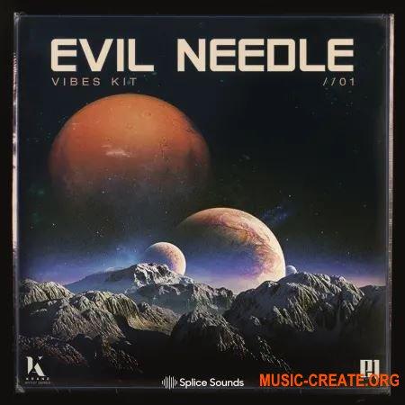 Splice EVIL NEEDLE Vibes Kit 1 (WAV) - сэмплы Hip Hop