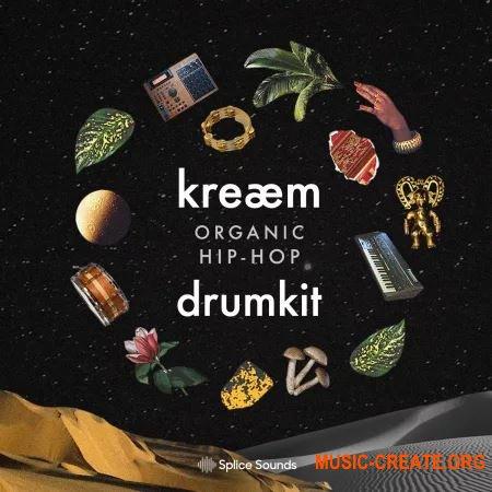 Splice kreaem organic hip hop drumkit (WAV) - сэмплы Hip Hop