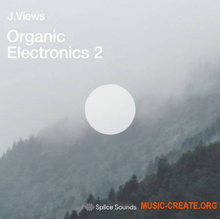 Splice Organic Electronics 2 by J Views (WAV) - сэмплы Hip Hop, Downtempo