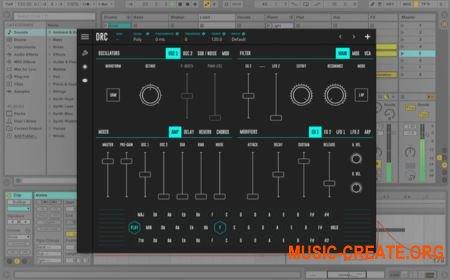 Imaginando DRC v2.3.0 (Team RET) - синтезатор