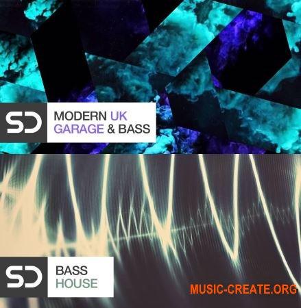 Sample Diggers Modern UK Garage and Bass (MULTiFORMAT) - сэмплы UK Garage, UK Bass