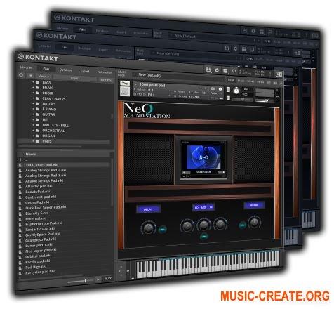 NEO Soundstation (KONTAKT)
