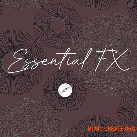 Raw Loops Essential FX (WAV) - звуковые эффекты