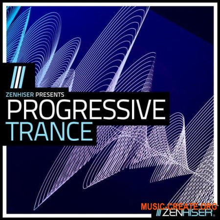 Zenhiser Progressive Trance (WAV MIDI) - сэмплы Progressive Trance