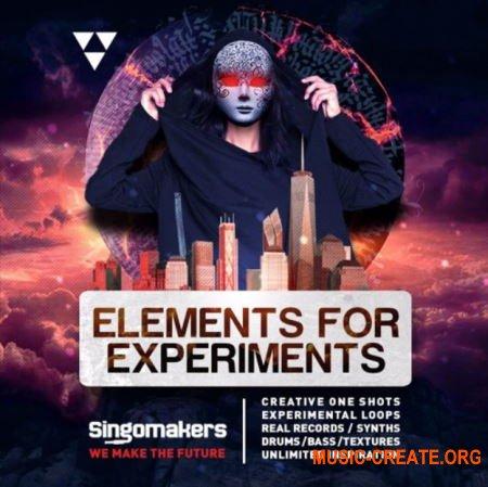 Singomakers Elements For Experiments (WAV REX) - звуковые эффекты