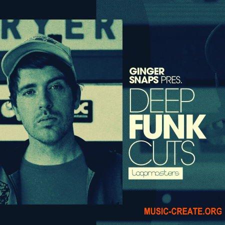 Loopmasters Ginger Snaps Deep Funk Cuts (WAV REX MIDi PRESETS) - сэмплы Deep Funk
