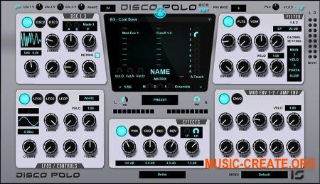 Infected Sounds Disco Polo Ace v1.0.4 Regged (Team RET) - синтезатор