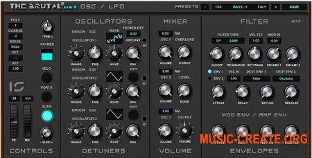 Infected Sounds Brutal 2 v2.1.3 Regged (Team RET) - синтезатор