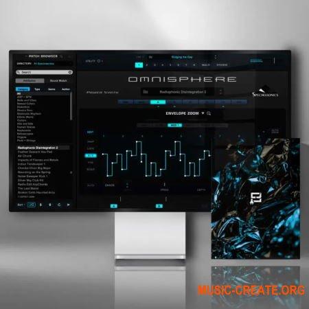 StudioPlug - Diamonds (Omnisphere Bank)