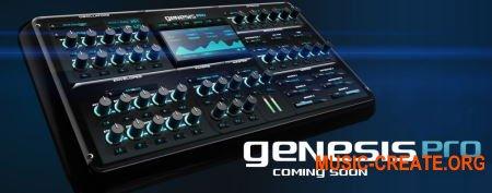 Ummet Ozcan - Genesis Pro x64 x86 VST WiN RETAiL - синтезатор