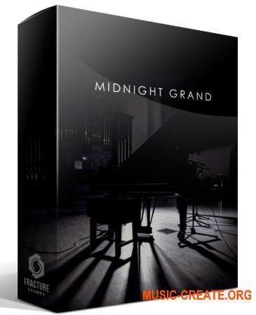 Fracture Sounds Midnight Grand (KONTAKT) - библиотека концертного рояля