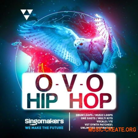 Singomakers O-V-O Hip Hop (WAV REX) - сэмплы Hip Hop