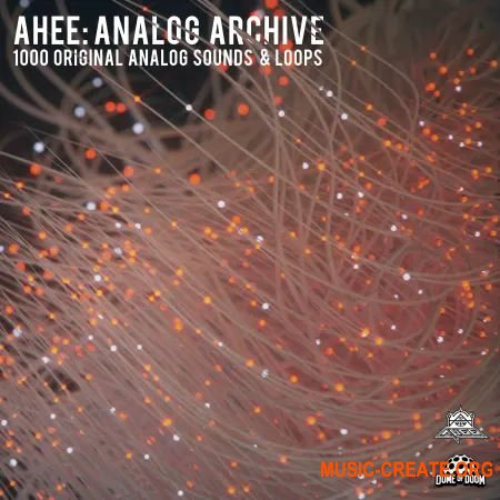 Splice Sounds Ahee: Analog Archive (WAV) - сэмплы Leftfield Bass
