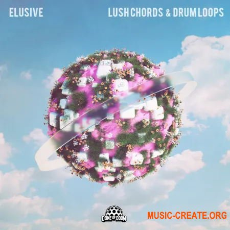 Splice Sounds Elusive Lush Chords and Drum Loops (WAV) - сэмплы DnB
