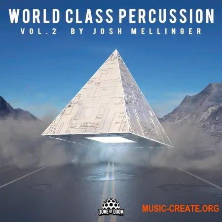 Splice Sounds Dome of Doom: World Class Percussion 2 (WAV) - сэмплы перкуссии