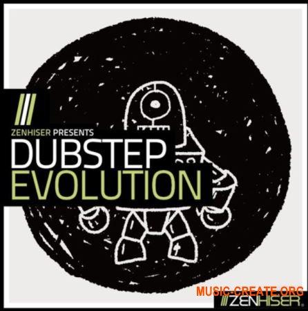 Zenhiser Dubstep Evolution (WAV MiDi) - сэмплы Dubstep
