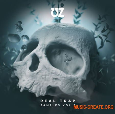 Splice Sounds UZ Real Trap Samples Vol. 2 (WAV) - сэмплы Trap