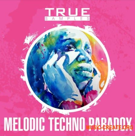 True Samples Melodic Techno Paradox (WAV MiDi SPiRE) - сэмплы