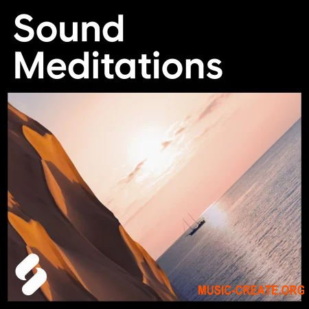 Splice Explores: Sound Meditation with Alexandre Tannous (WAV) - сэмплы New Age