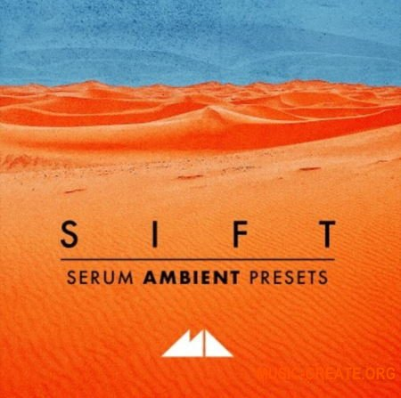 ModeAudio Sift (WAV MiDi Serum) - сэмплы Ambient, Downtempo