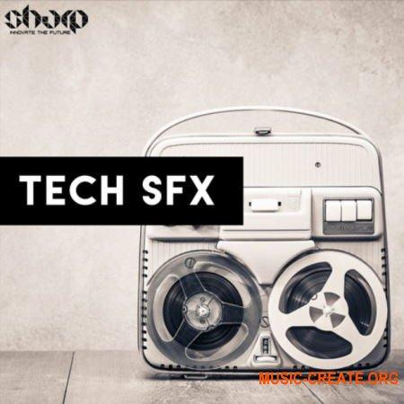SHARP Tech SFX (WAV) - звуковые эффекты