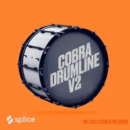 Splice Originals Cobra Drumline Volume 2 (WAV) - сэмплы ударных