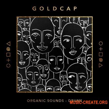 Splice Sounds Goldcap Organic Sounds – Drums & Percussion (WAV) - сэмплы ударных
