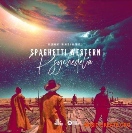 Black Octopus Sound Basement Freaks Spaghetti Western Psychedelia (WAV) - звуки из вестернов
