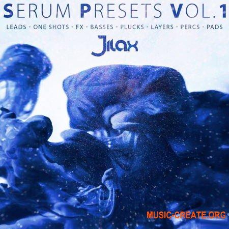Jilax Serum Presets Vol 1 (Serum  presets)