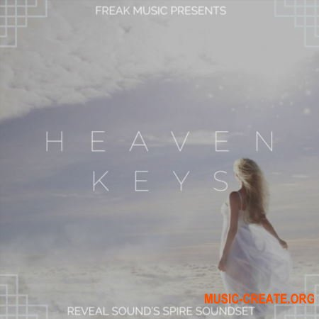 Freak Music Heaven Keys (Spire presets)