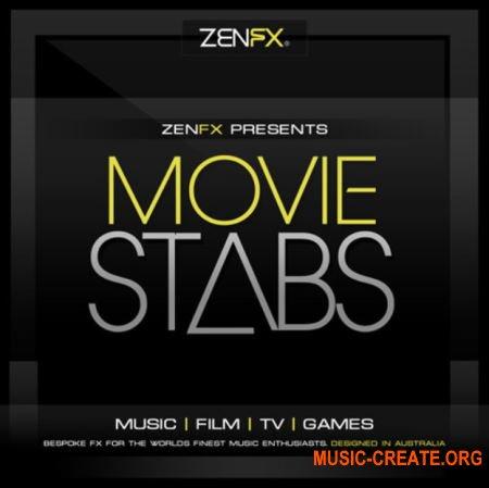 Zenhiser Movie Stabs (WAV) - звуковые эффекты