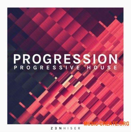 Zenhiser Progression (WAV MIDI) - сэмплы Progressive House