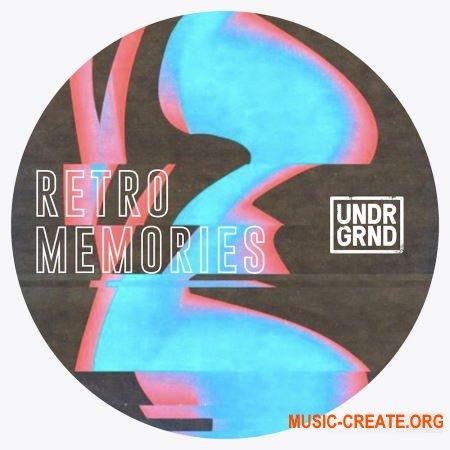 UNDRGRND Sounds Retro Memories (WAV MiDi) - сэмплы аналоговых синтезаторов, ретро драм машин
