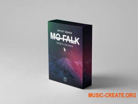 TEAMMBL Artist Series Mo Falk (Serum presets)