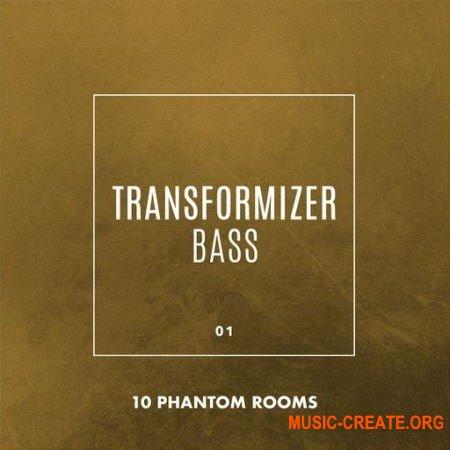 10 Phantom Rooms Transformizer Bass 01 (WAV) - сэмплы FM басов