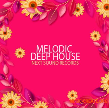 Next Sound Records Melodic Deep House (WAV MIDI SPIRE SERUM SYLENTH1) - сэмплы Deep House