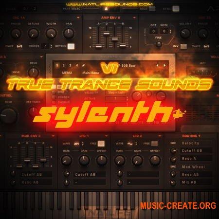 NatLife True Trance Sounds V1 (Sylenth1 presets)