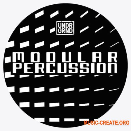 UNDRGRND Sounds Modular Percussion (WAV) - сэмплы перкуссии