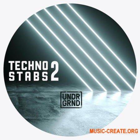 UNDRGRND Sounds Techno Stabs 2 (MULTiFORMAT) - сэмплы Techno