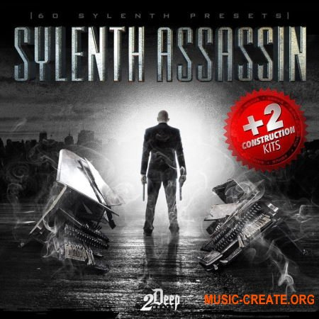 2DEEP Sylenth Assassin (WAV MIDI PRESETS) - сэмплы Trap