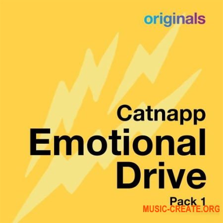 Sounds Originals Monkeytown Emotional Drive (WAV) - сэмплы Bass Music, Electronic