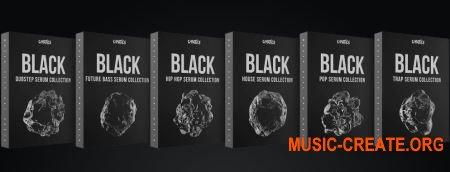 Cymatics Black Serum Suite (SERUM PRESETS)