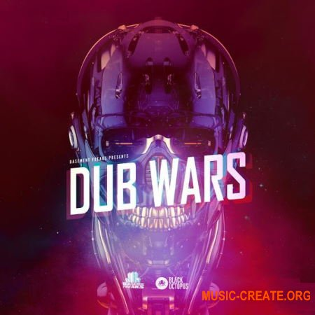 Black Octopus Sound Basement Freaks Dub Wars (MULTiFORMAT) - сэмплы Dub Reggae, Bass music