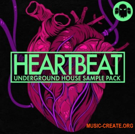 Ghost Syndicate Heartbeat (WAV) - сэмплы Underground House, Tech-house, Jacking House